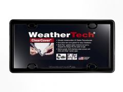 Weathertech ClearCover License Plate Frame 60020