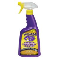 Wizards Carpet & Upholstery Cleaner