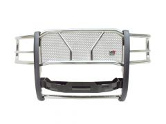 Westin HDX Stainless Winch Mount Grille Guard
