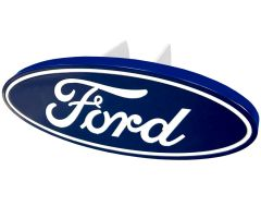 Hitch Cover - Ford 2236