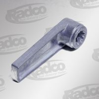 Inside Door handle - Zinc I-7005
