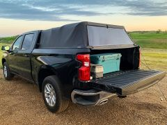 FAS-TOP Travel Package Tonneau Cover & Topper